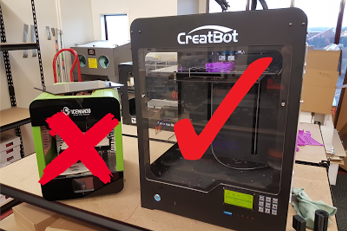 Are Cheap 3D Printers Good or Bad for the Industry?